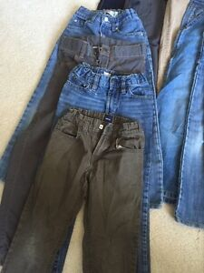Boys size 6 Jeans, Pants, Sweaters and Long Sleeved Shirts! Peterborough Peterborough Area image 2