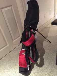 Set de golf junior gaucher