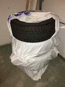 4 x Winter Tires for Ford SUV 17-inch