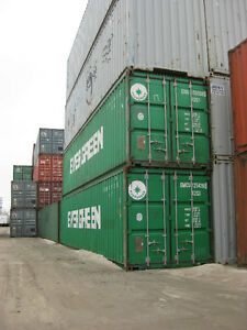 Used Shipping Containers available London Ontario image 8