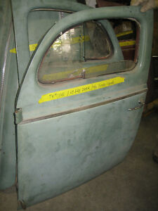 A variety of western 1940 Ford car and truck sheet metal London Ontario image 3