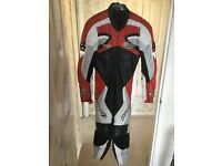 HEIN GERICKE s2 PRO SPORTS FULL LEATHER SUIT GREAT CONDITION