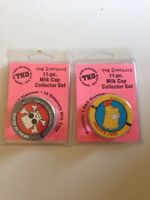 Simpsons collectible pogs brand new in the pack!!