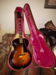 OFFER: Vintage 1948 Gibson L-50 archtop