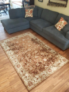Area rug 5 x 7 - great condition