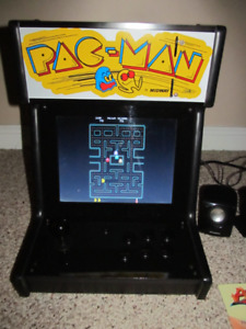 Pac-Man Bartop Arcade - 1 Player with 960 Games!