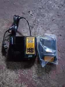 New Dewalt 20v charger and battery