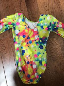 Girls Gymnastics Suit