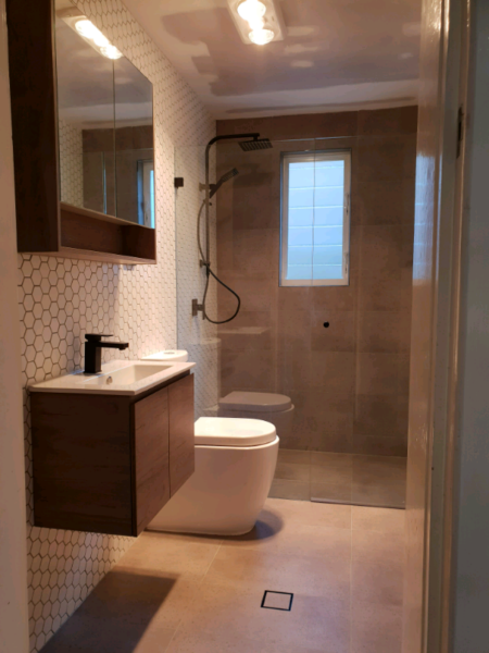 Amazing Complete Bathroom Renovation For Just Under 11990 Beutiful Home Inspiration Xortanetmahrainfo