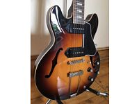 Gibson ES-339 (2014) with P90s & Hard Case - Incredibly Rare - As New Condition - Can Deliver!