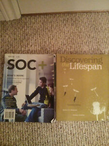 Soc+ and Discovering the Lifespan Loyalist College Textbooks