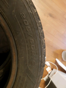 Tires for sale 205/60R16