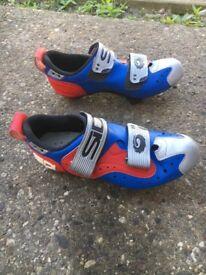 Sidi T-1 cycling shoes size 4 eu 38