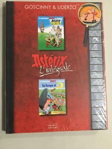 Astérix l'intégrale : Asterix le Gaulois - La serpe d'or DOUBLE