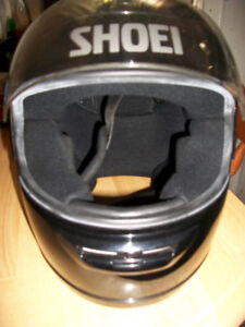 Motorcycle safety helmet - full face