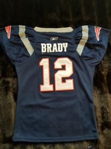 New England Patriots Tom Brady Jersey