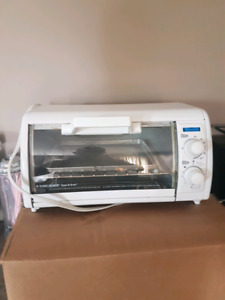 Black&Decker Toaster oven for sale!