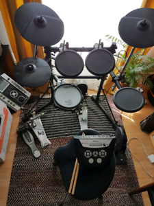 Kit de drum électronique Roland TD6V + module TD9 v2
