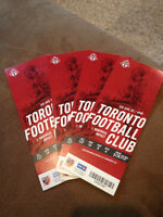 4 tickets to Toronto FC vs. Montreal Impact - Aug 29, 2015