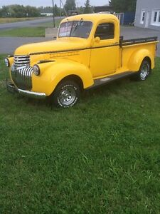 1946 Chevrolet Short Box Pickup Truck
