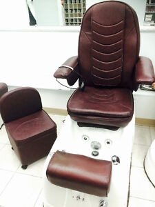 Selling Quality used Pedicure Chair for only $500 OR best offer