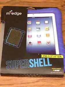 Medge Super Shell Ipad case protector for kids