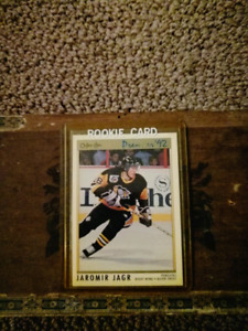 Collectible Hockey Cards (2)