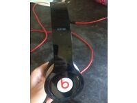 Beats HD solo black