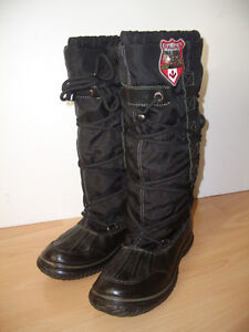 "winter boots """" PAJAR """"  like NEW --- size  5 - 5.5 US"