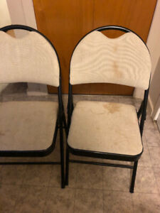 Free chairs
