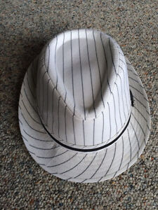 Pinstripe hat large
