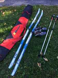 Cross country skis never used $400obo