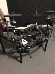Roland TD 12 - Upgraded V Drum Kit