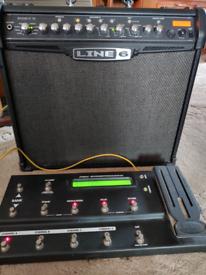Line 6 spider iv 75 guitar amplifier