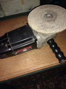Sears Craftsman sander polisher with two speeds