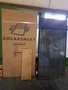 Solar Air Heaters (1 unit left), older model, like new