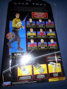 brand new in box scotty from star trek.SEE MY OTHER ADS!!!!!!!!! London Ontario image 2