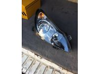 Vauxhall corsa headlight