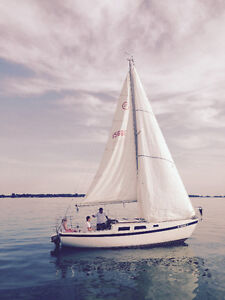 Cal 25 for sale in good condition