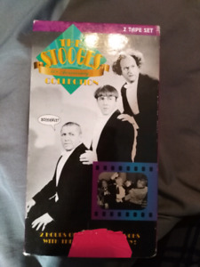 The 3 stooges collection vhs