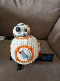 Lego BB8 model. Already built.