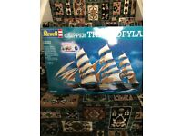 Revell ship model boat