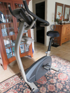 Stationary Bike BODYGUARD V9X UPRIGHT