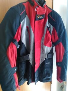 SPIDI OFFTRACK H2OUT 3/4 WATER RESISTENT RIDING JACKET Windsor Region Ontario image 4
