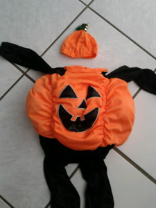 Various kids Halloween costumes