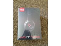 Beats by dre solo 2 wireless - brand new.