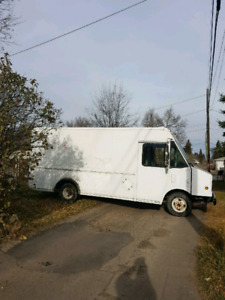 1996 1 Ton Delivery Truck
