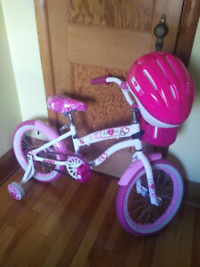 "16"" girls bike in great condition"