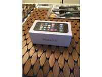 Brand New unopened iPhone 5s space gray 16gb