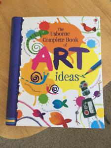 Usborne Art Ideas